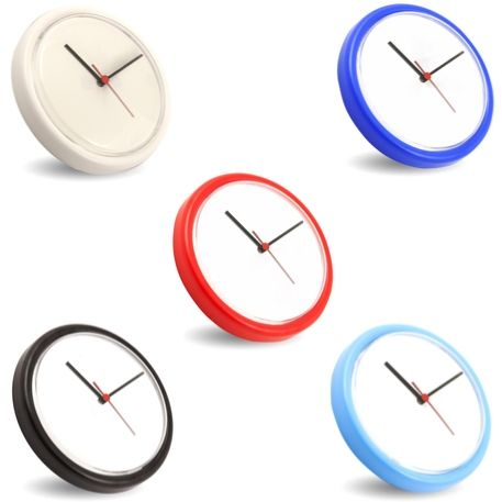 AC02 Blank 230mm (9 inch) Diameter Wall Clock - Mixed Thumbnail
