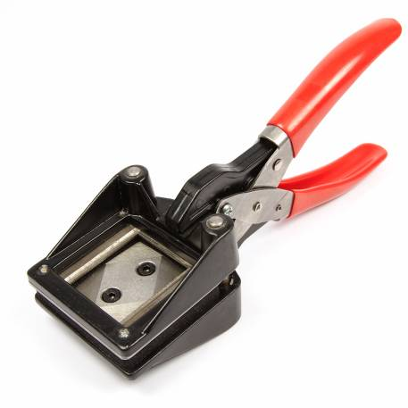 40mm x 32mm Hand Held Photo ID Cutter Punch (CUT40-32)