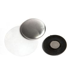 G Series 25mm Magnetic Button Components