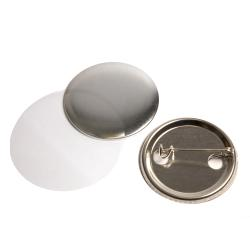 G Series 31mm Button Badge Components