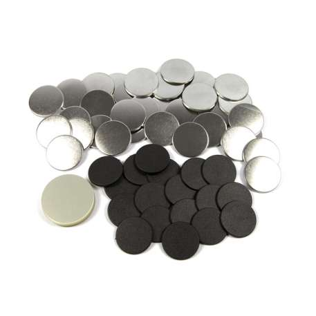 38mm Round G Series Magnetic Button Badge Components (G38MAG)