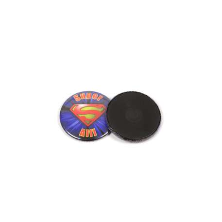 38mm Round G Series Magnetic Button Badge Components (G38MAG) Thumbnail