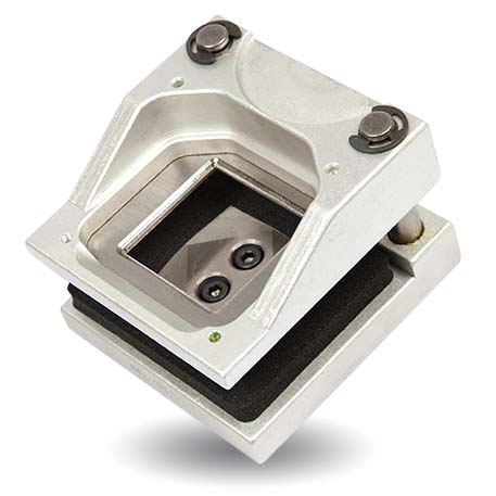 57mm Square Keyringfab C25 Cutter Matrix for FM02 Magnet (MC-57C) Thumbnail