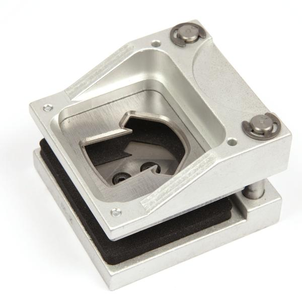 35mm x 34mm Mini Shirt Shaped Keyringfab C25 Cutter Matrix for MX-D, MINI-SHIRT Keyring (MC-X)