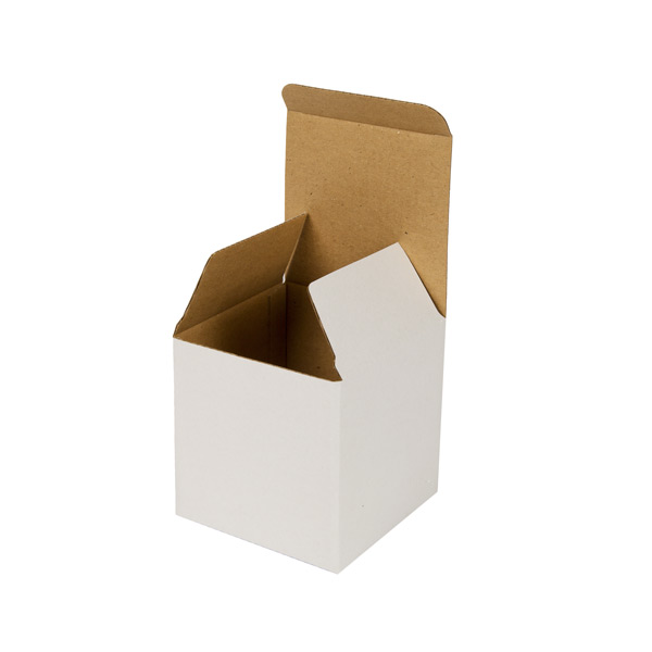 White Cardboard Box for SD1 and SD2 Domes (SD1-BOX)