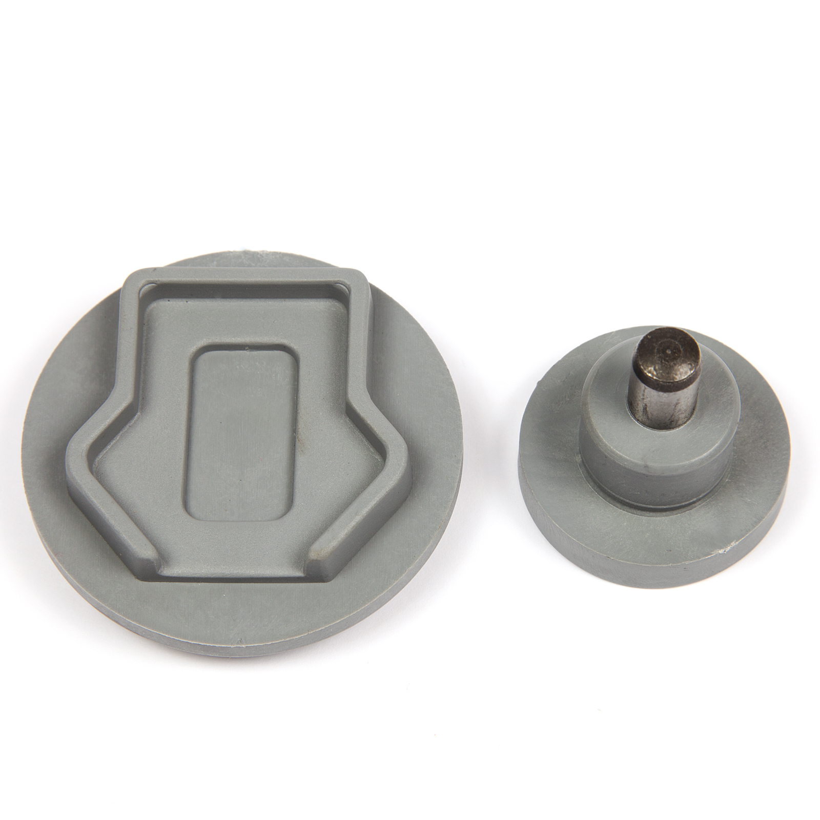 35mm x 34mm Mini Shirt Shaped C25 Keyringfab Assembly Tool to suit MX-D Keyring (UM-MX)