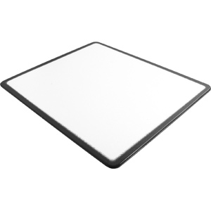 PM02 Blank 225mm x 185mm Place Mat- Black