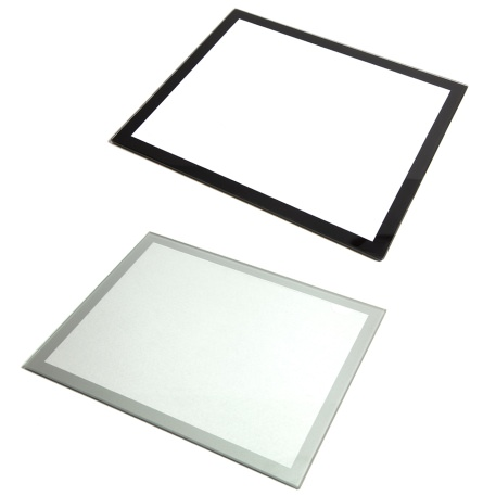 Blank 250 x 200mm Glass Place Mat - Mixed Thumbnail