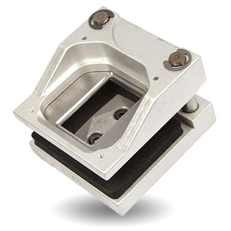40mm x 32mm Keyringfab C25 Cutter Matrix for S5, R1 Keyring (MC-AB)