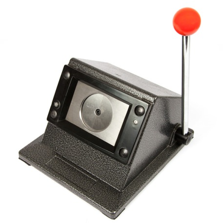 90mm Round Desktop Photo ID Cutter Punch for V1 Coaster (CUT90R)