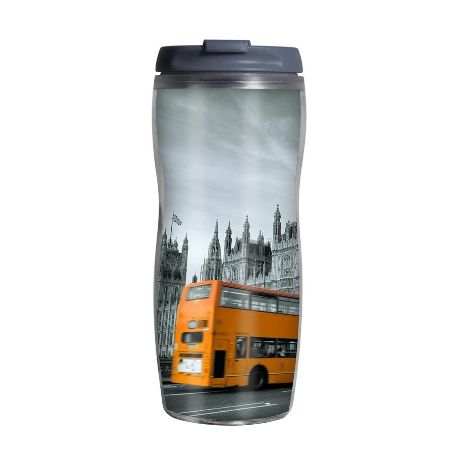 ATS68 Grey Lid Active Sports Mug