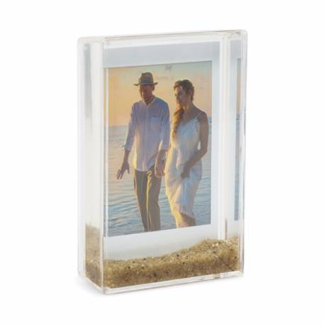 Blank Instax Sand Photo Block Frame