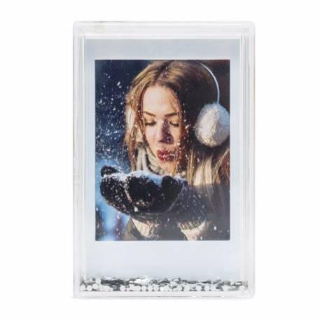 Blank Instax Glitter Photo Block Frame Thumbnail