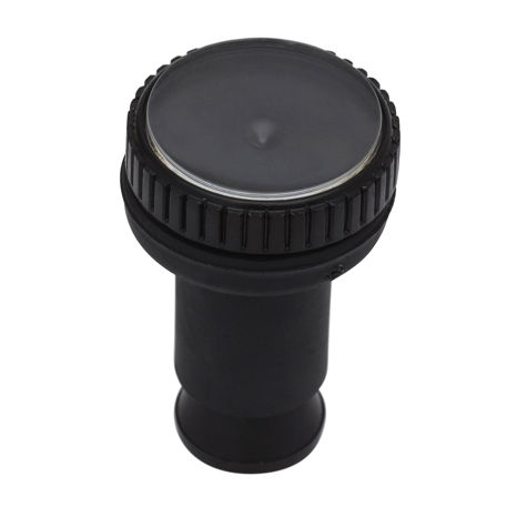 Blank Plastic Bottle Stopper - Insert 25mm Thumbnail