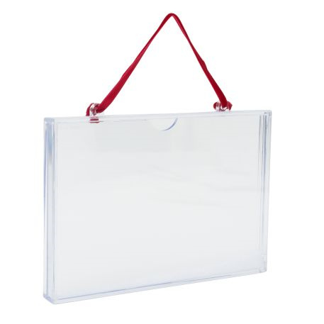 Blank Hanging Snow Frame Insert 152 x 102mm (6 x 4 inch) Thumbnail