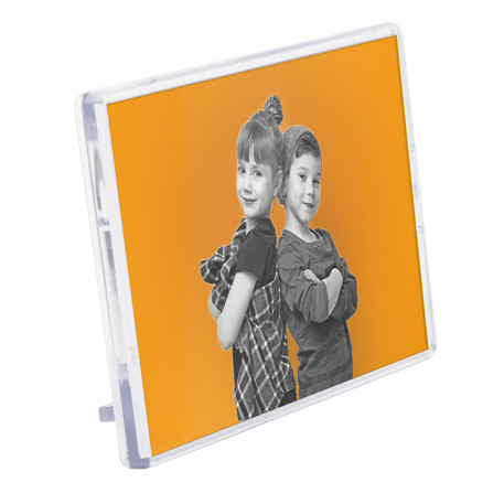 Blank Jumbo Magnet Photo Frame Insert 90 x 60mm Thumbnail